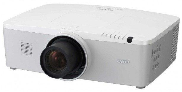 Sanyo PLC-ZM5000L LCD Projector