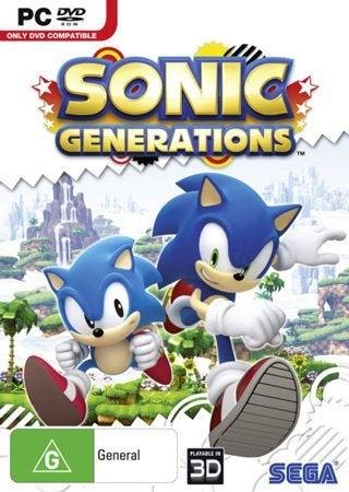 Sega Sonic Generations PC Game