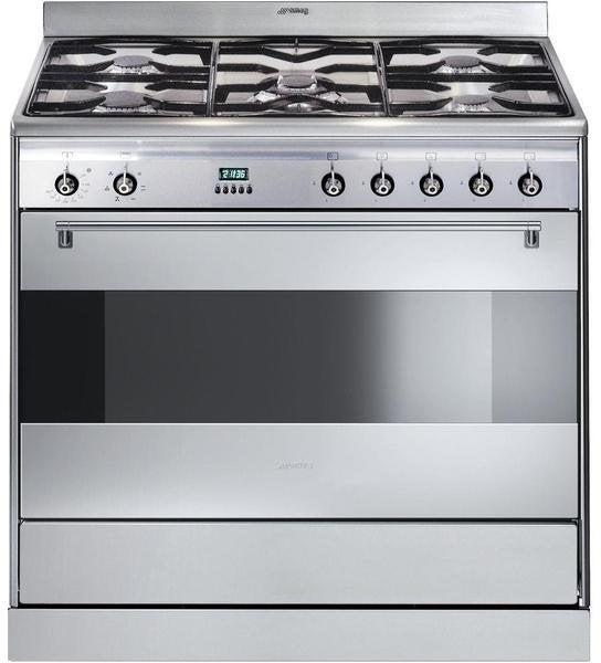 Smeg SA9066XS Oven