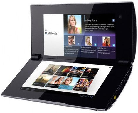 Sony Tablet P Tablet