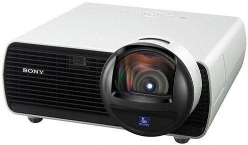 Sony VPL-SX125 LCD Projector