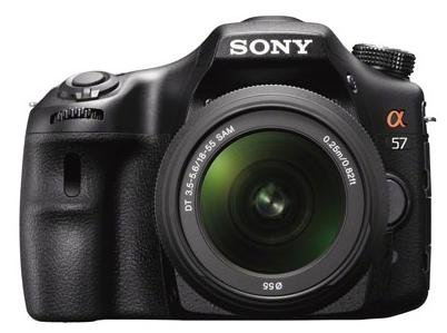 Sony Alpha SLT-A57 Digital Camera