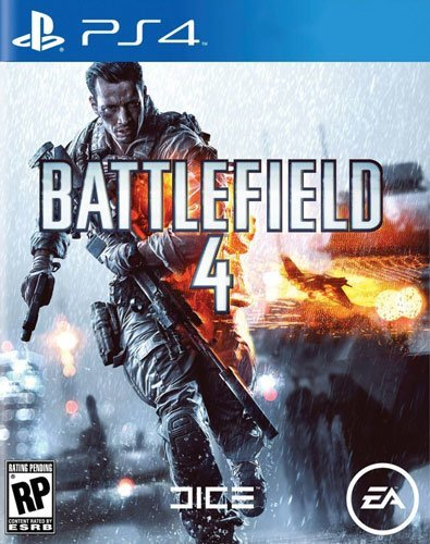 Electronic Arts Battlefield 4 PS4 Playstation 4 Game