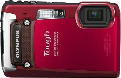 Olympus TG-820 Digital Camera
