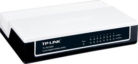 TP-Link TLSG1008D Networking Switch