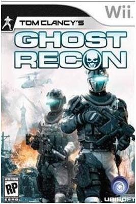 Ubisoft Tom Clancys Ghost Recon Nintendo WII Game