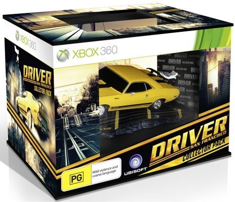 Best Ubisoft Driver San Francisco Collector S Edition Xbox Prices