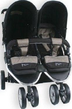 Valco Latitude for 2 Stroller