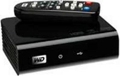 Western Digital WDBGXT0000NBK Media Player