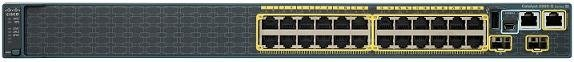 Cisco WS-C2960S-24TS-S Networking Switch