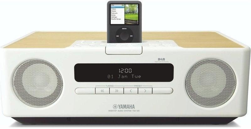 Yamaha TSX-120 Mini-System