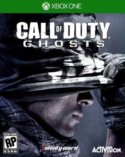 Activision Call of Duty Ghosts Xbox One Game