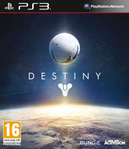 Activision Destiny PS3 Playstation 3 Game