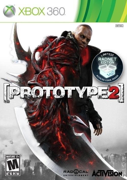 Activision Prototype 2 Xbox 360 Game