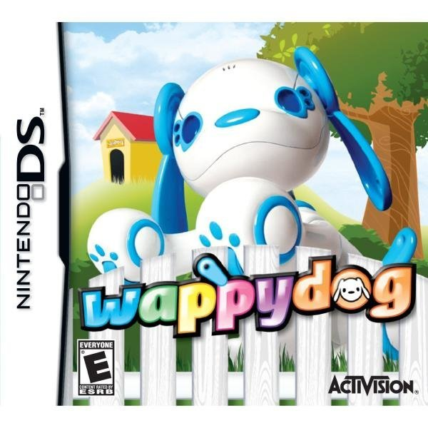 Activision Wappy Dog Nintendo DS Game