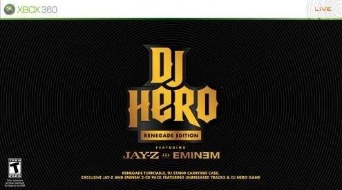Activision DJ Hero Xbox 360 Game