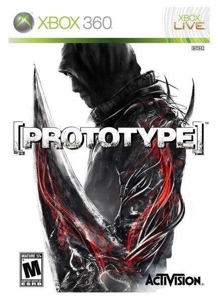 Activision Prototype Xbox 360 Game
