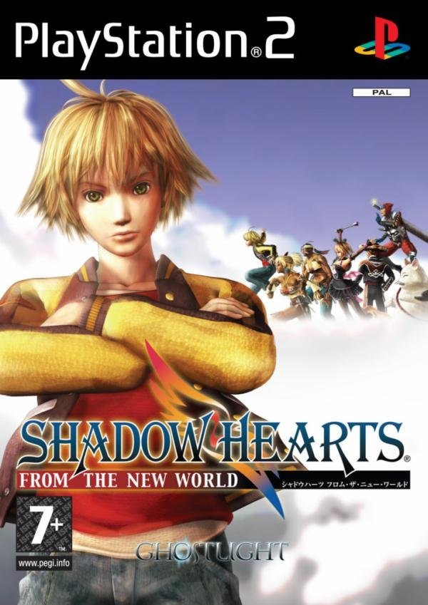 Aruze Shadow Hearts From the New World PS2 Playstation 2 Game