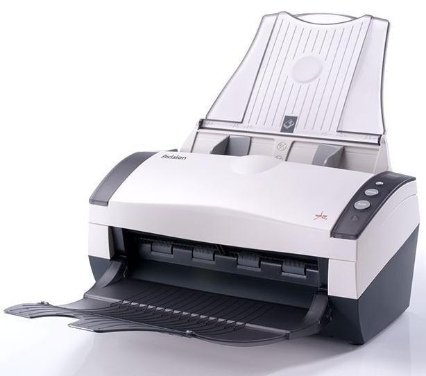 Avision AV210D2 Scanner