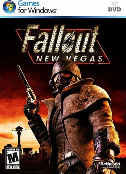 Bethesda Softworks Fallout New Vegas PC Game