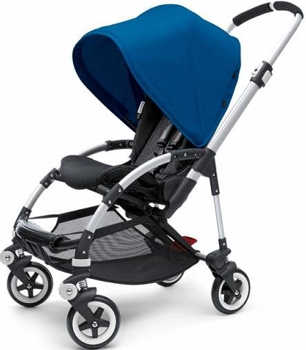 Bugaboo Bee Complete Base & Canopy Stroller