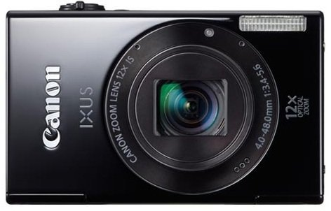 Canon IXUS 510 HS Digital Camera