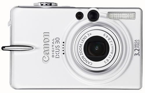 Canon Ixus 30 Digital Camera