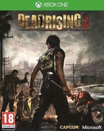 Capcom Dead Rising 3 Xbox One Game