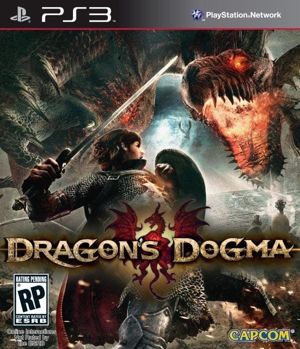Capcom Dragons Dogma PS3 Playstation 3 Game