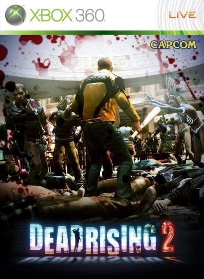 Capcom Dead Rising 2 Xbox 360 Game