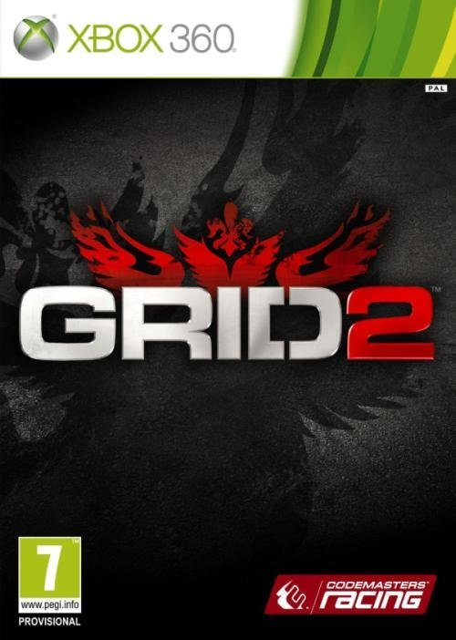 Codemasters Grid 2 Xbox 360 Game