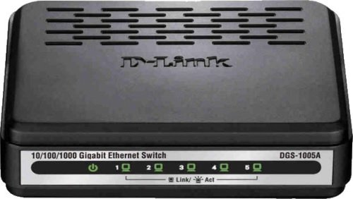 D-Link DGS-1005A Networking Switch