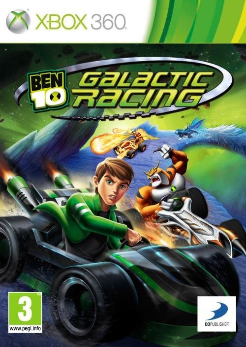 Racing Games For Xbox 360 : Best d ben galactic racing xbox game prices in