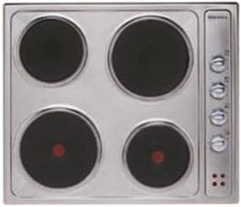 Damani DEC64SS Electric Cooktop
