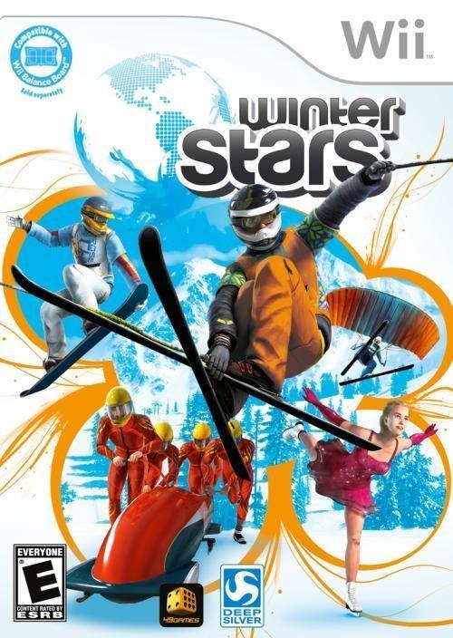 Deep Silver Winter Stars Nintendo Wii Game