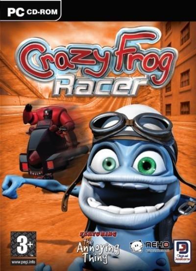 Digital Jesters Crazy Frog Racer