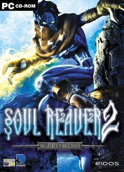Eidos Interactive Legacy of Kain Soul Reaver 2 PC Game