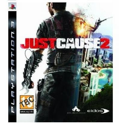 Eidos Interactive Just Cause 2 PS3 Playstation 3 Game