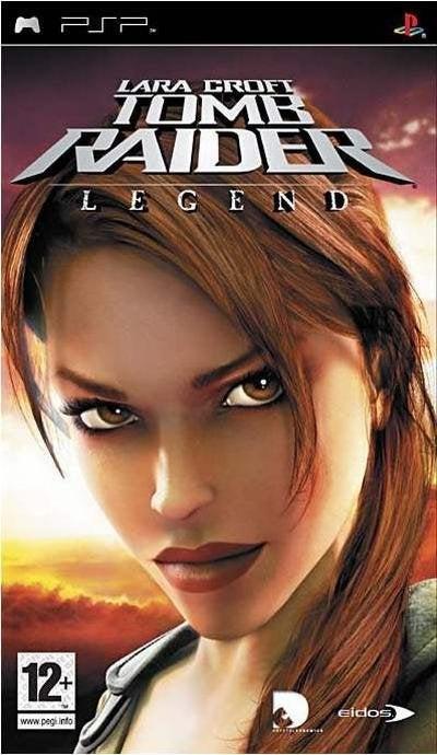 Eidos Interactive Tomb Raider Legend PSP Game