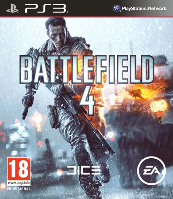 Electronic Arts Battlefield 4 PS3 Playstation 3 Game