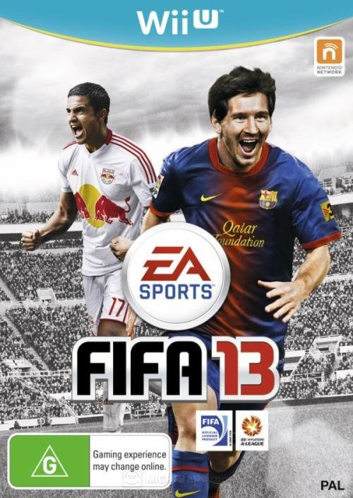 FIFA Soccer 13 - Nintendo Wii U