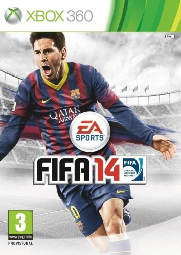 Electronic Arts Fifa 14 Xbox 360 Game