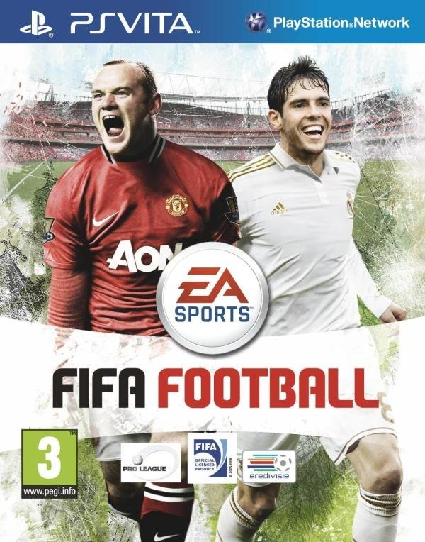 Electronic Arts Fifa Football PS Vita Game