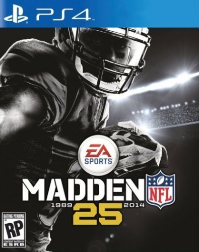 Electronic Arts Madden NFL 25 PS4 Playstation 4 Game