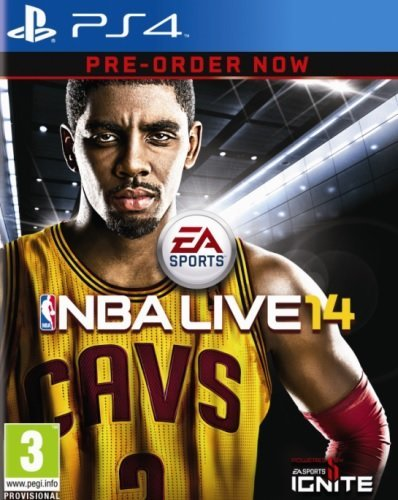 Electronic Arts NBA Live 14 PS4 Playstation 4 Game