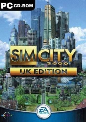 Electronic Arts SimCity 3000 UK Edition PC Game