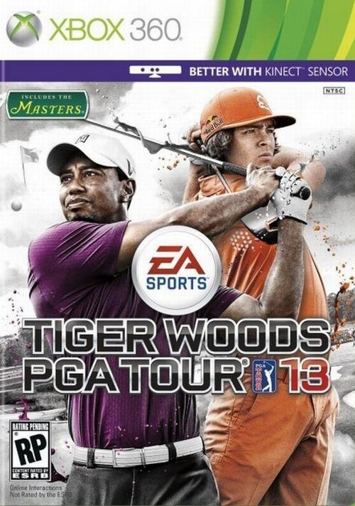 Electronic Arts Tiger Woods PGA Tour 13 Xbox 360 Game