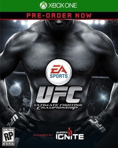 Electronic Arts UFC Xbox One Game