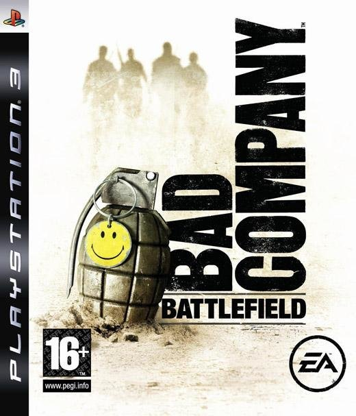 Electronic Arts Battlefield Bad Company PS3 Playstation 3 Game