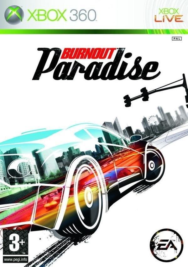 Electronic Arts Burnout Paradise Xbox 360 Game
